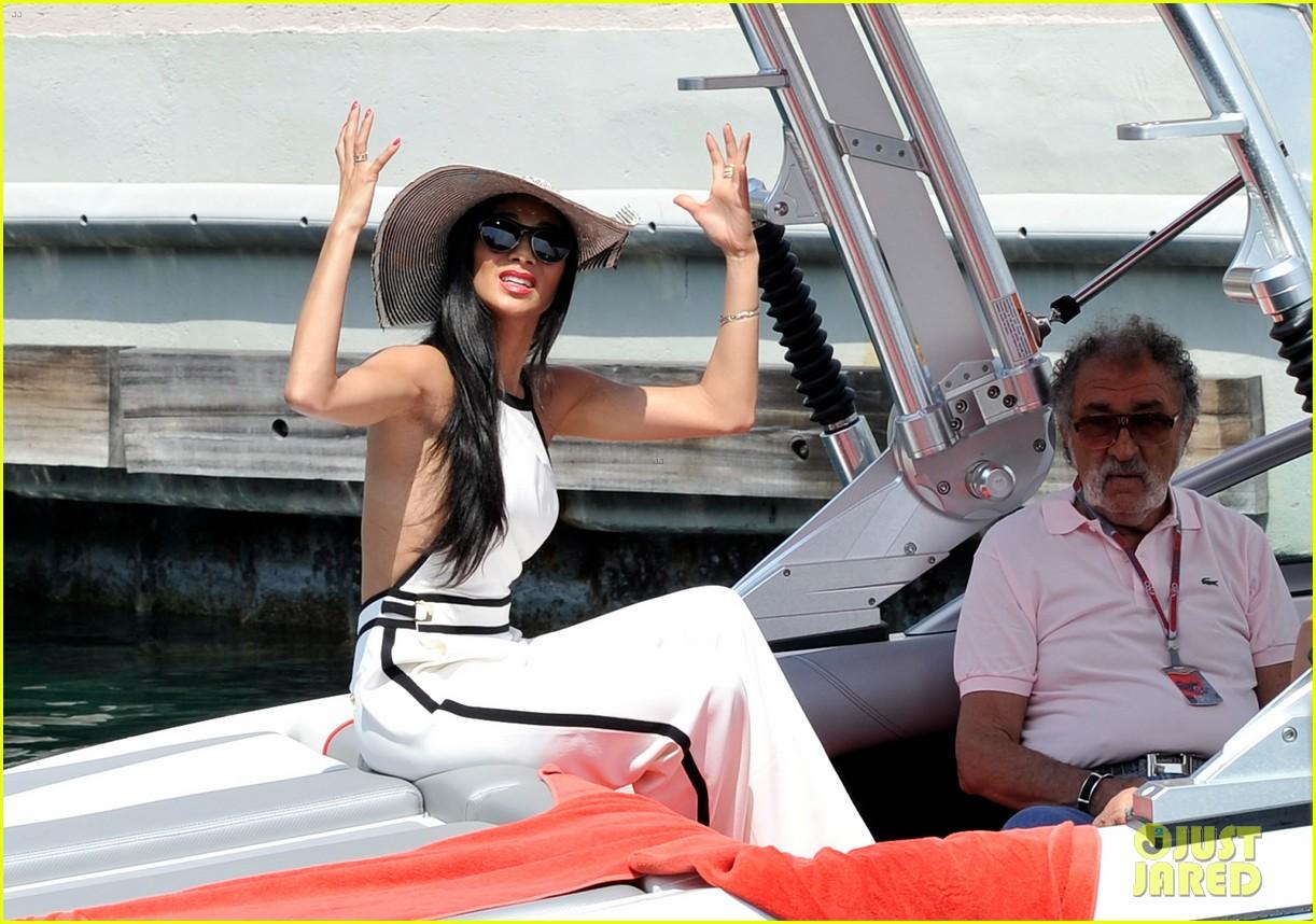 scherzinger boat ride 15