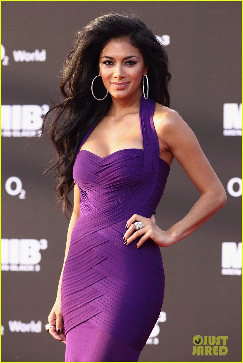 nicole scherzinger men black 3 premiere 10