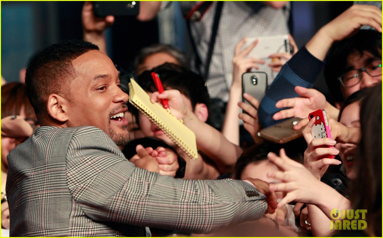 Entrevista con Will Smith, de 'Men In Black 3'