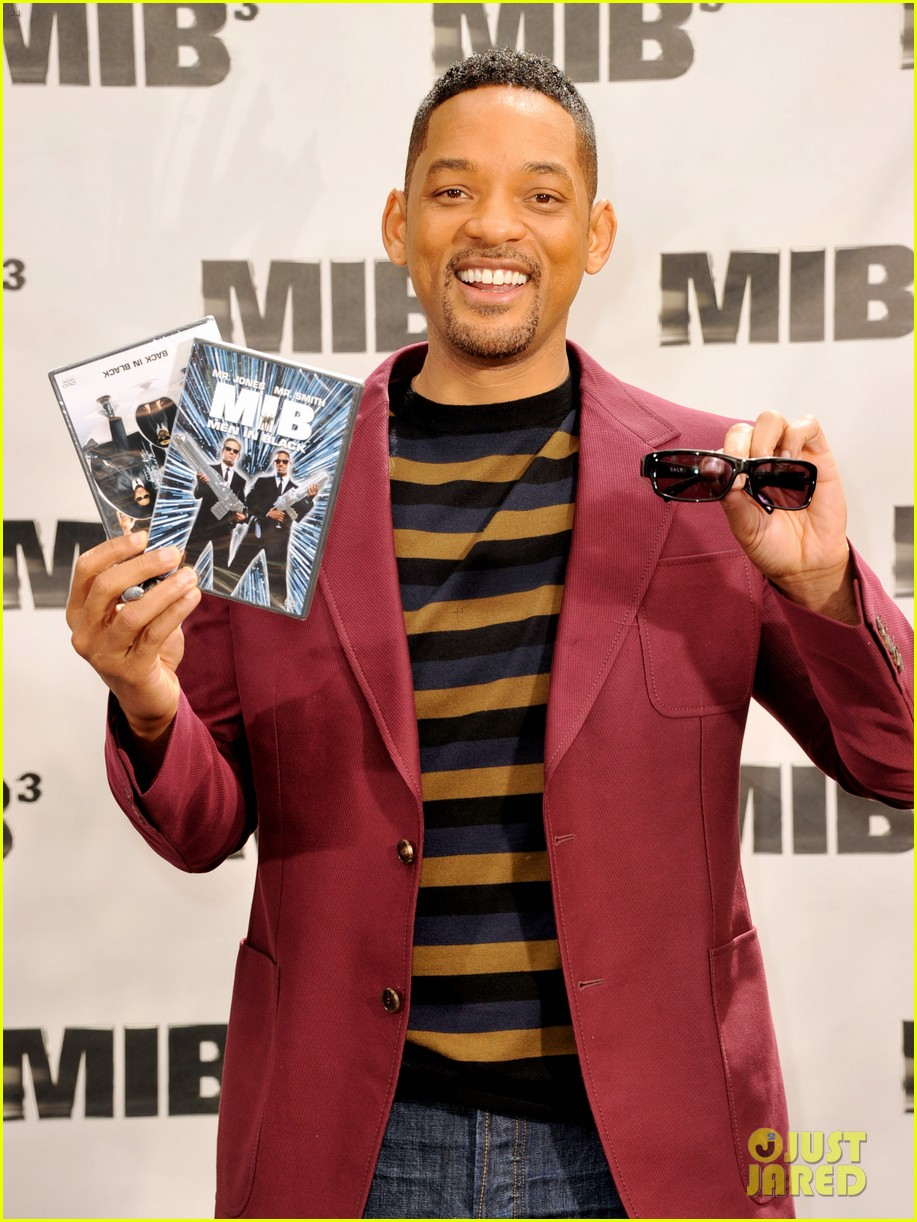 will smith mib 3 photo call 10