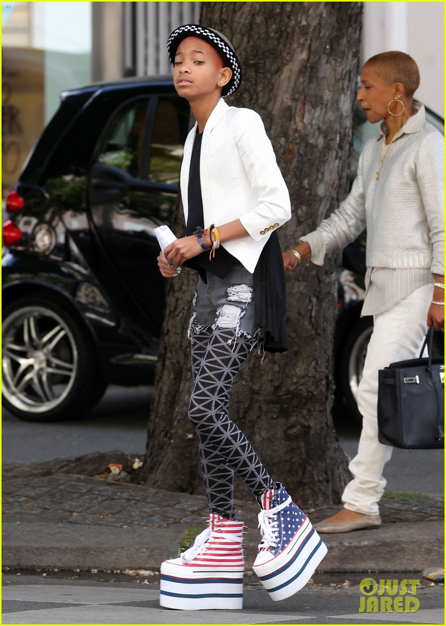 willow smith stars stripes sky high sneakers 11