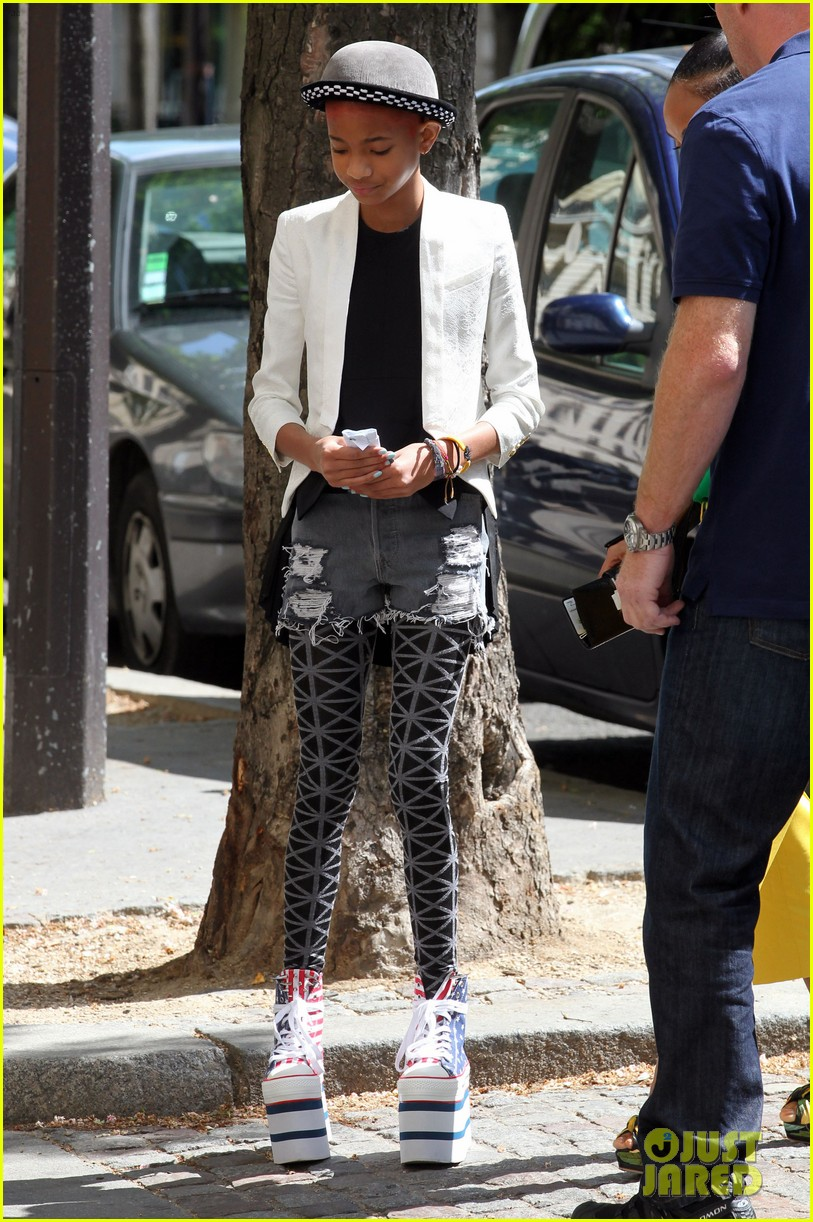 willow smith stars stripes sky high sneakers 24