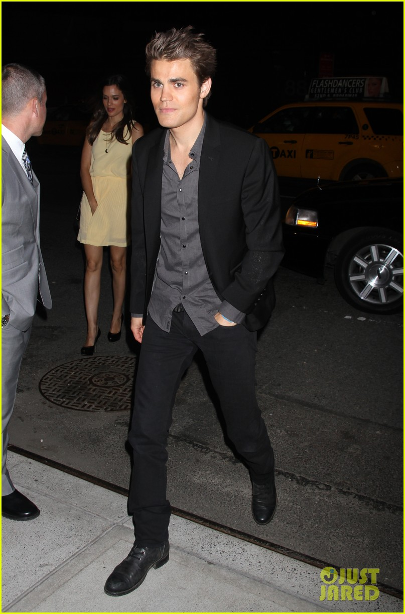 ian somerhalder nina dobrev cw upfront after party 08