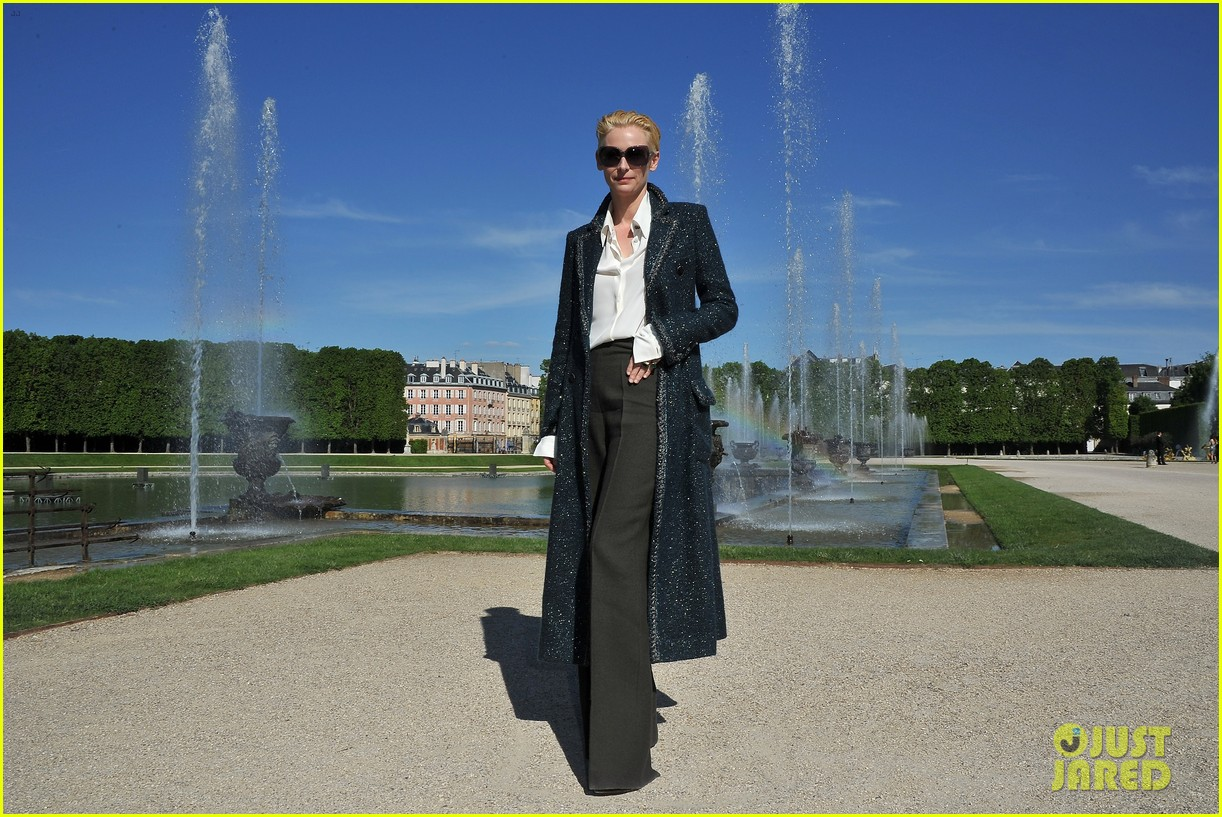 tilda swinton chanel cruise collection 03