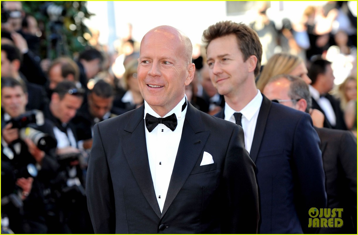 tilda swinton bruce willis moonrise kingdom premiere cannes 042662902