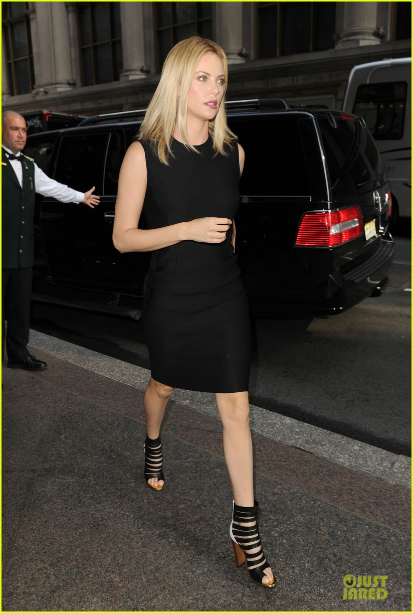 charlize theron today show 03