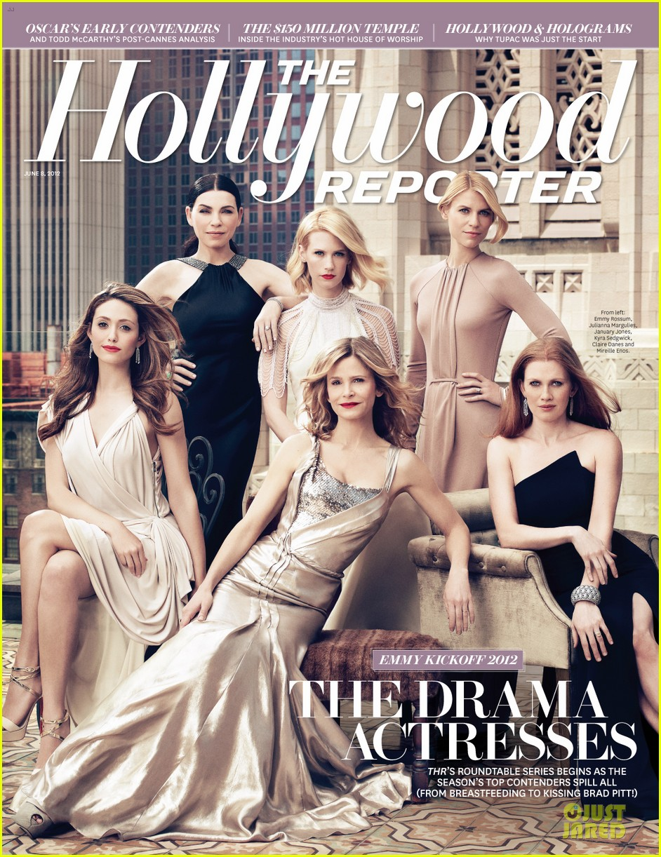 hollywood reporter drama emmy actresses