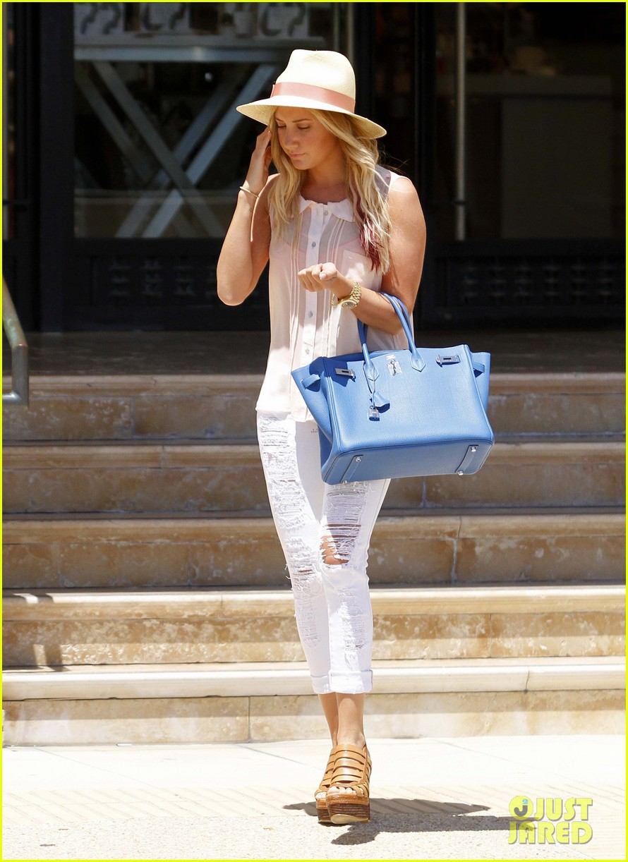 ashley tisdale barneys ny 03