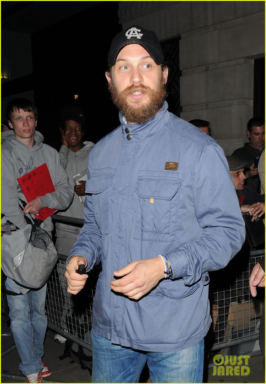 tom hardy prometheus afterparty 13
