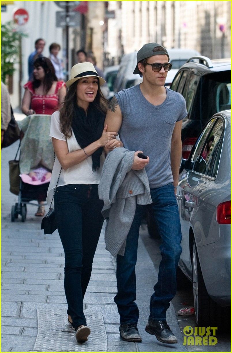 paul wesley torrey devitto parisian pair 032666645