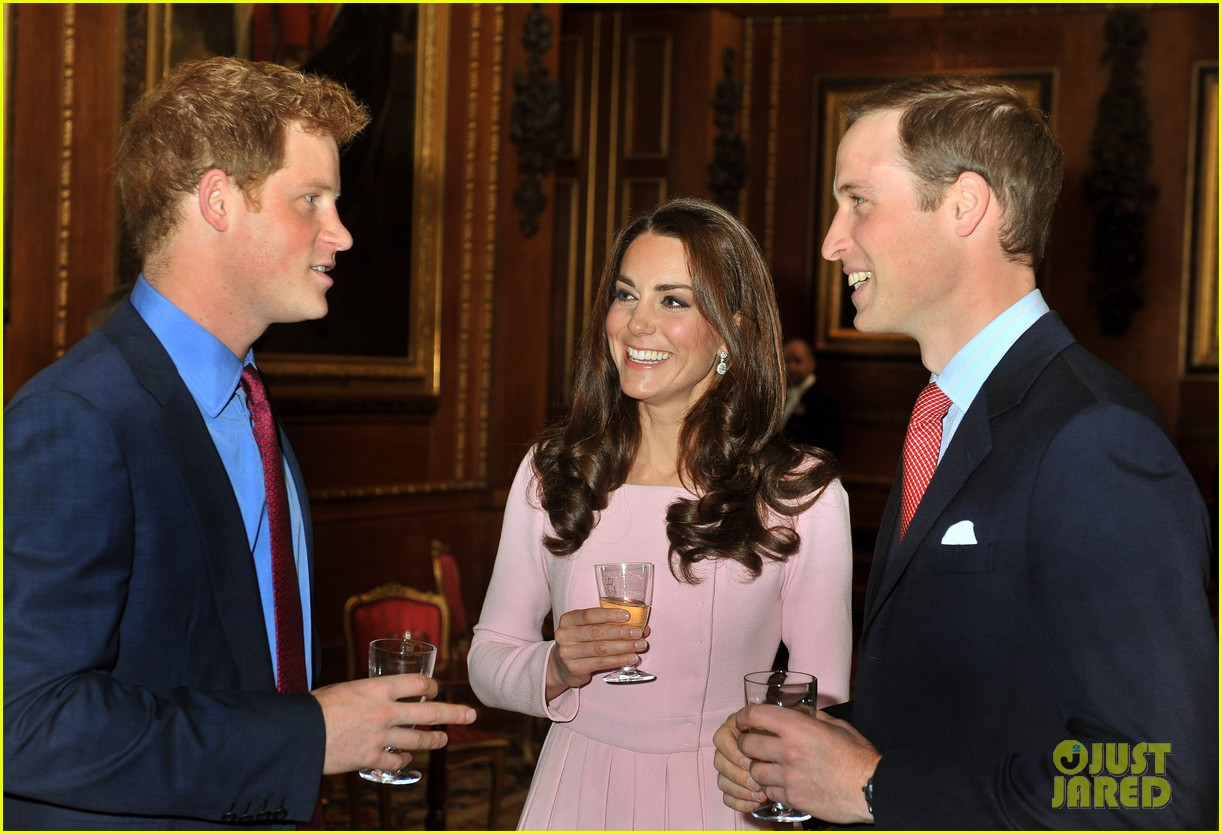 prince william duchess kate waterloo chamber reception 01