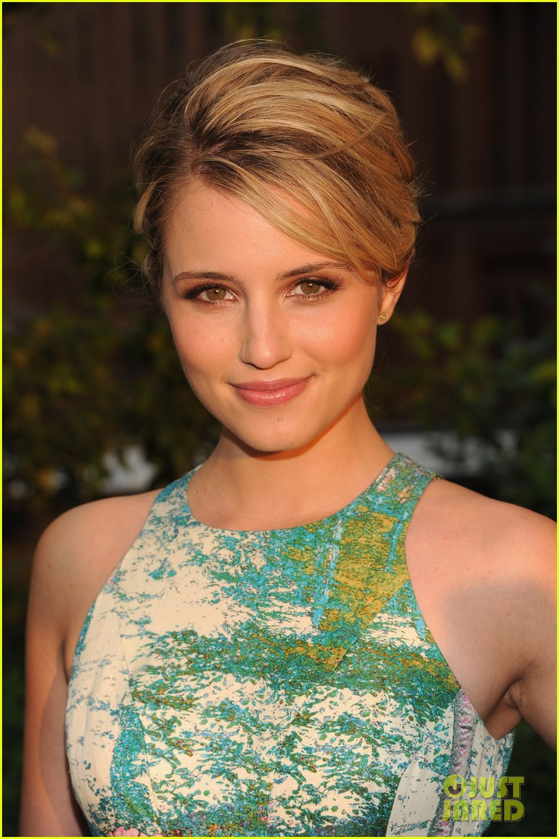 dianna agron chrissy teigen coach summer party 10