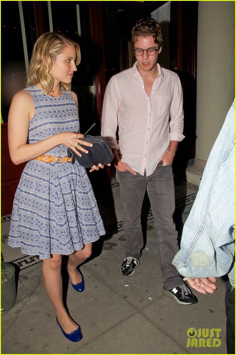 dianna agron henry joost bar marmont mates 07