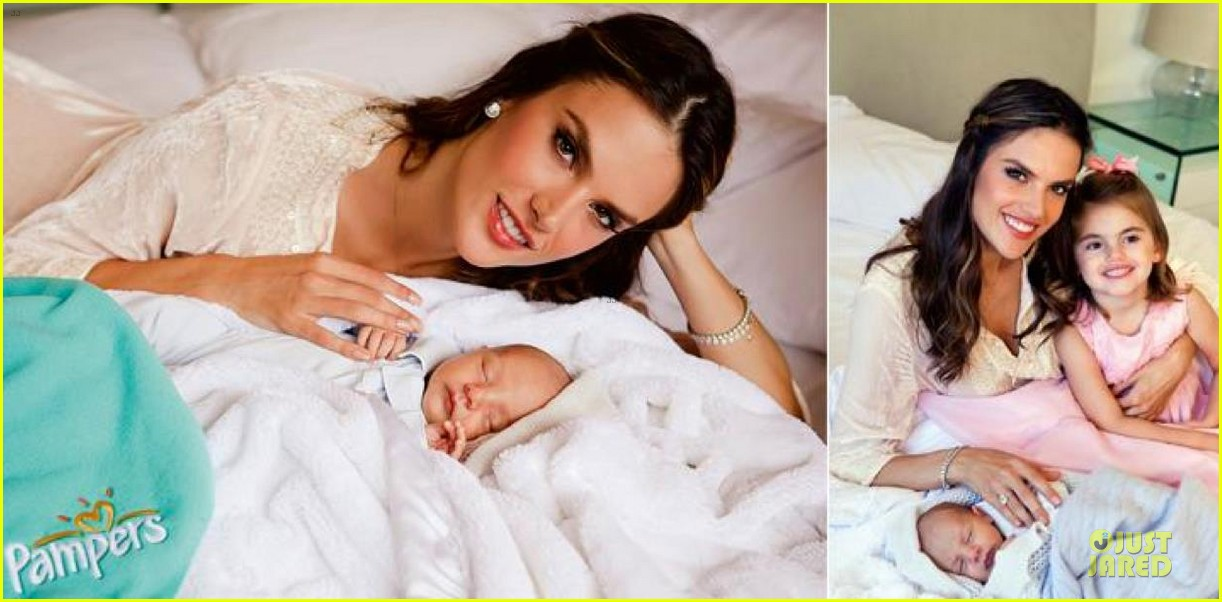 alessandra ambrosio debuts baby noahs first pictures 03
