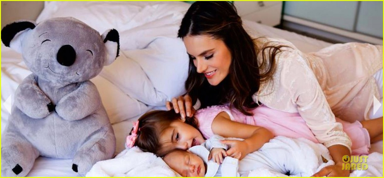 alessandra ambrosio debuts baby noahs first pictures 04