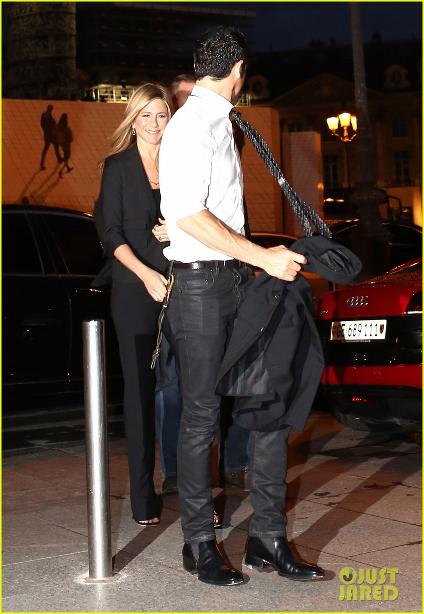 jennifer aniston justin theroux ritz carlton couple 012674908
