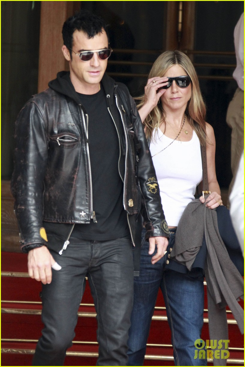 jennifer aniston justin theroux ritz carlton couple 062674913