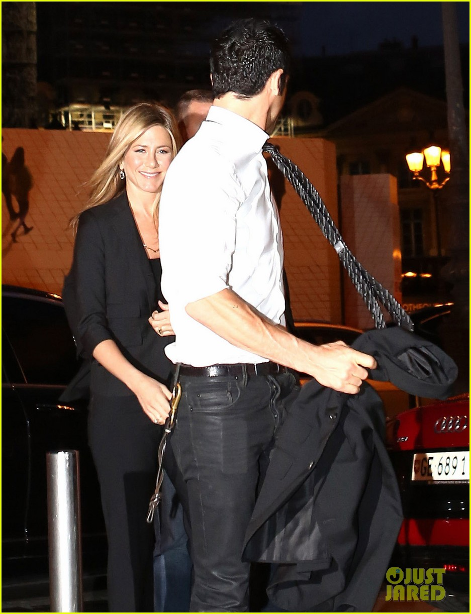 jennifer aniston justin theroux ritz carlton couple 09
