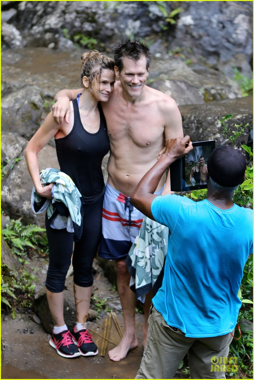 kevin bacon kyra sedgwick hawaii 01