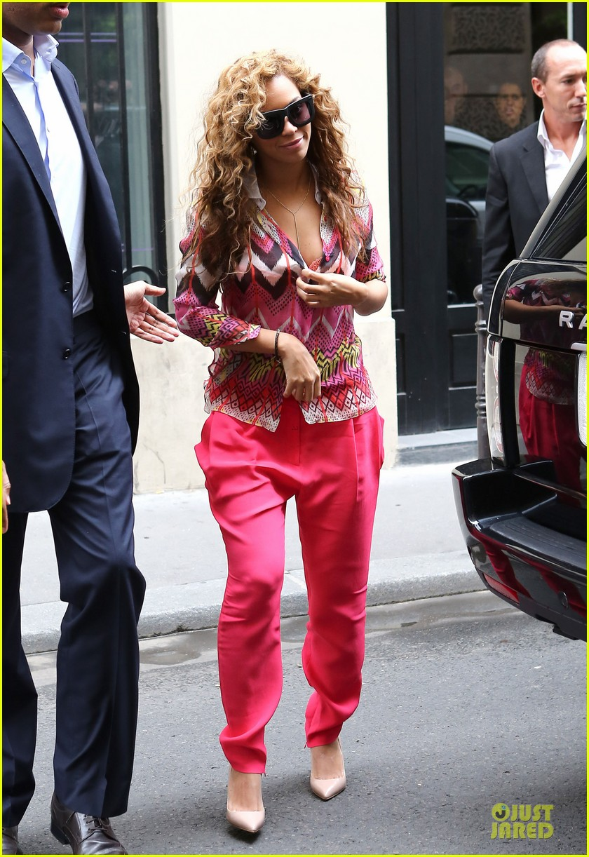 beyonce jay z paris blue 04