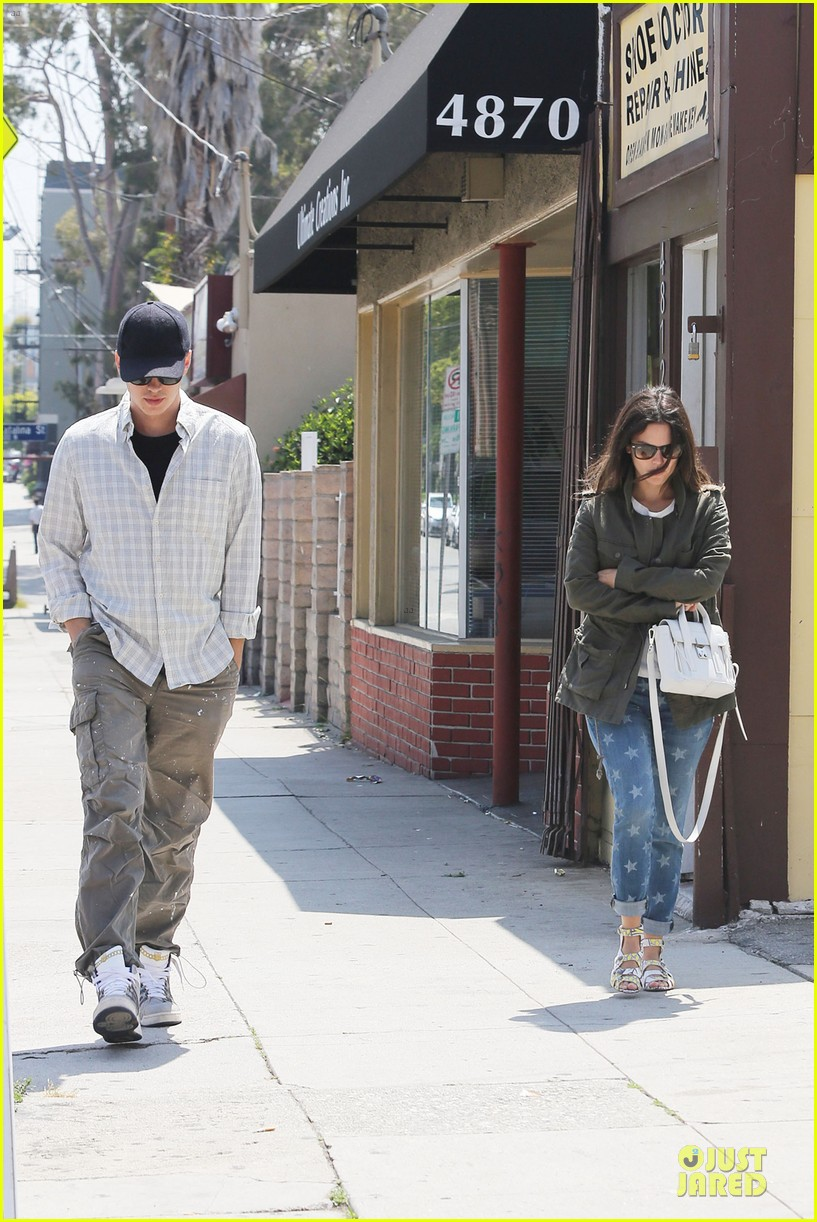 rachel bilson hayden christensen breakfast los angeles 08