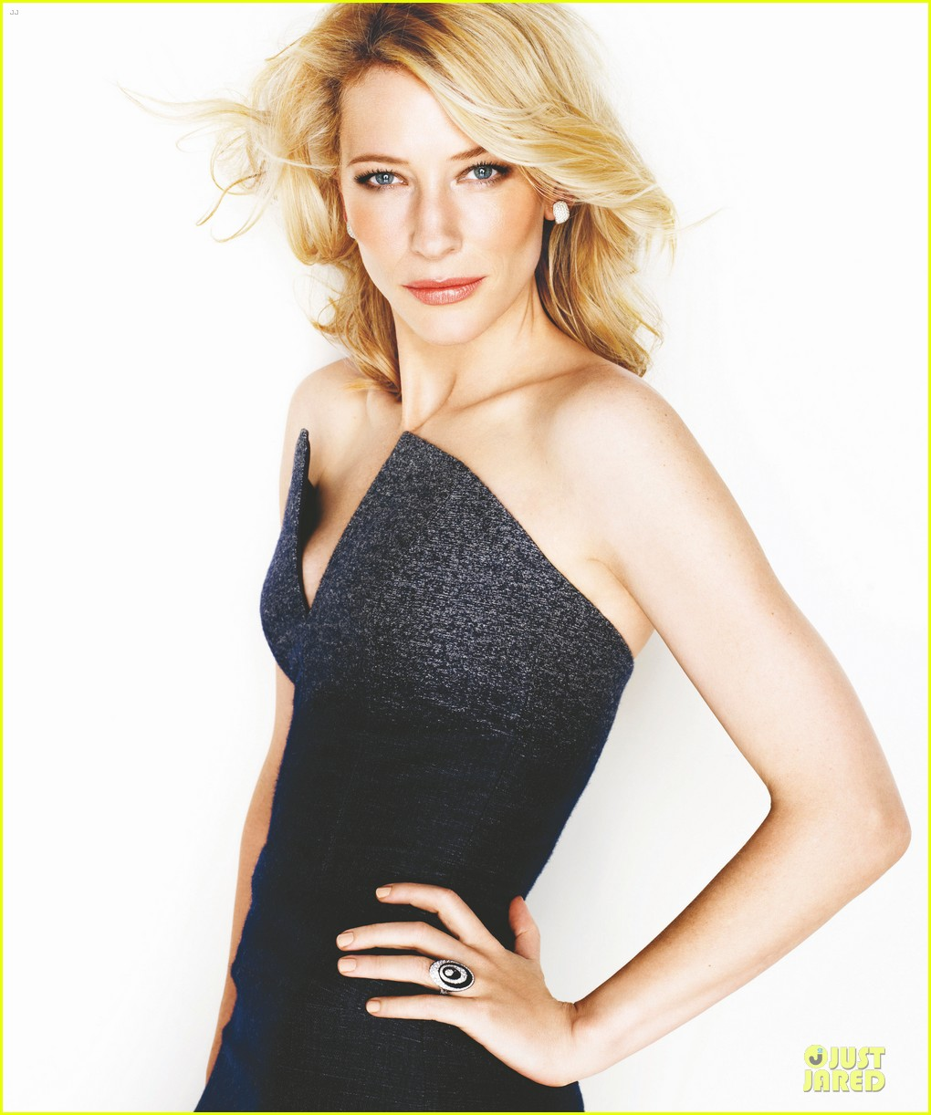 Cate Blanchett Covers 'Gotham' Summer 2012: Photo 2671240 ... Cate Blanchett Magazine