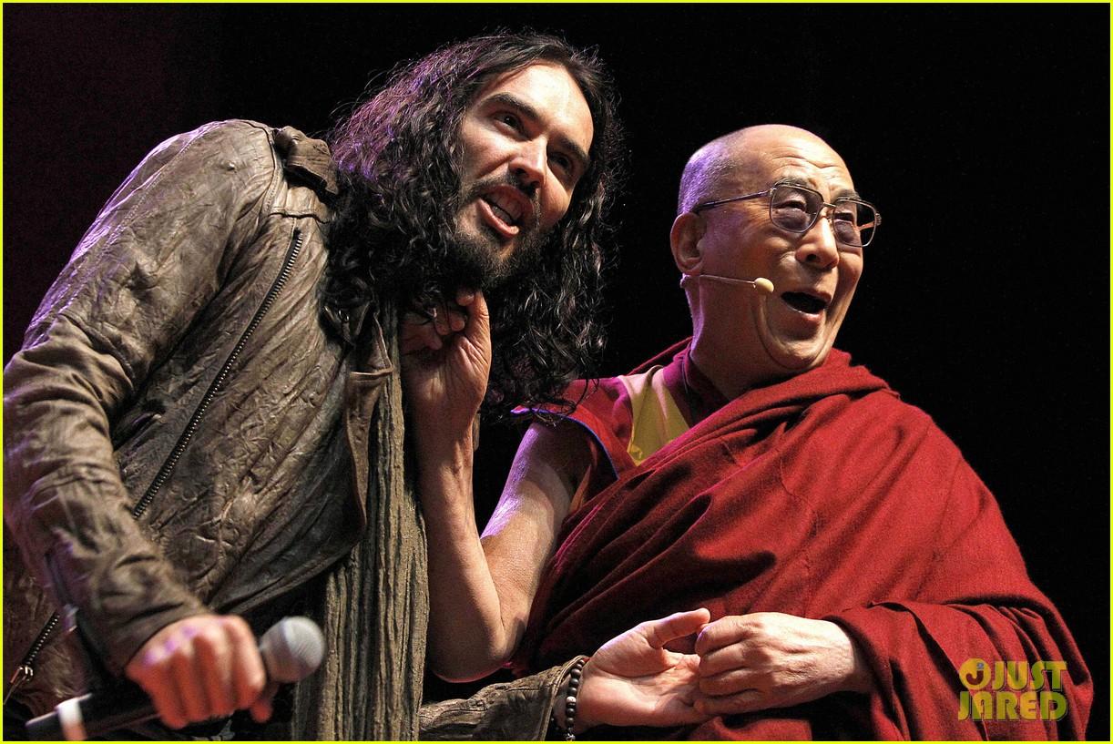 russell brand dalai lama 10