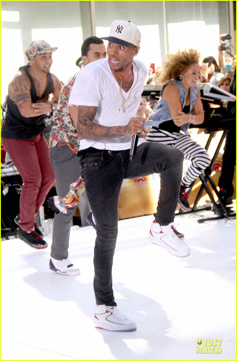 chris brown today 15