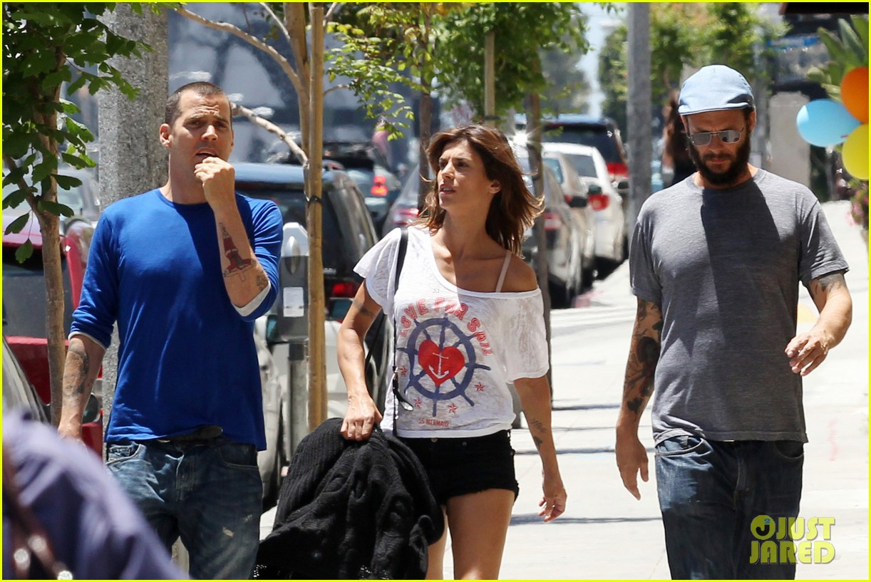 elisabetta canalis steve o step out 02