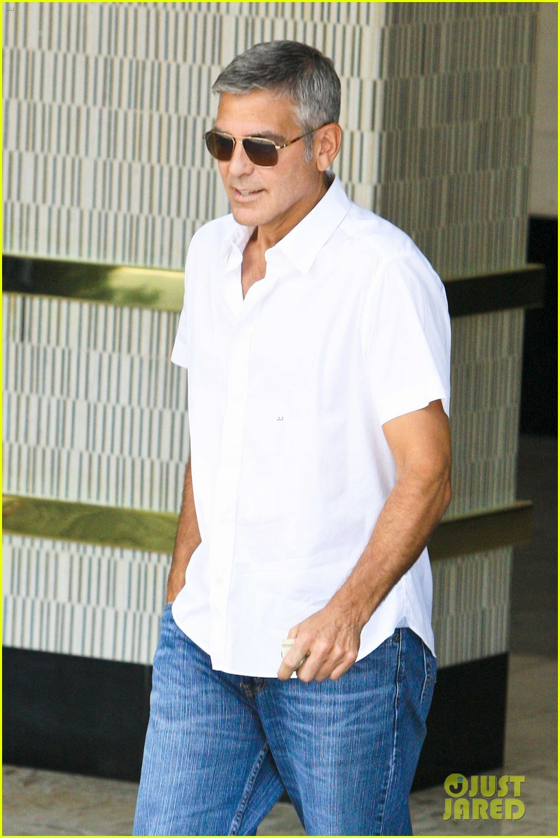 george clooney yankee comandate director 02