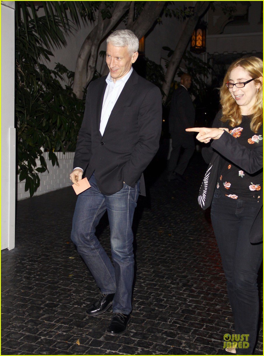 anderson cooper chateau marmont 012678238