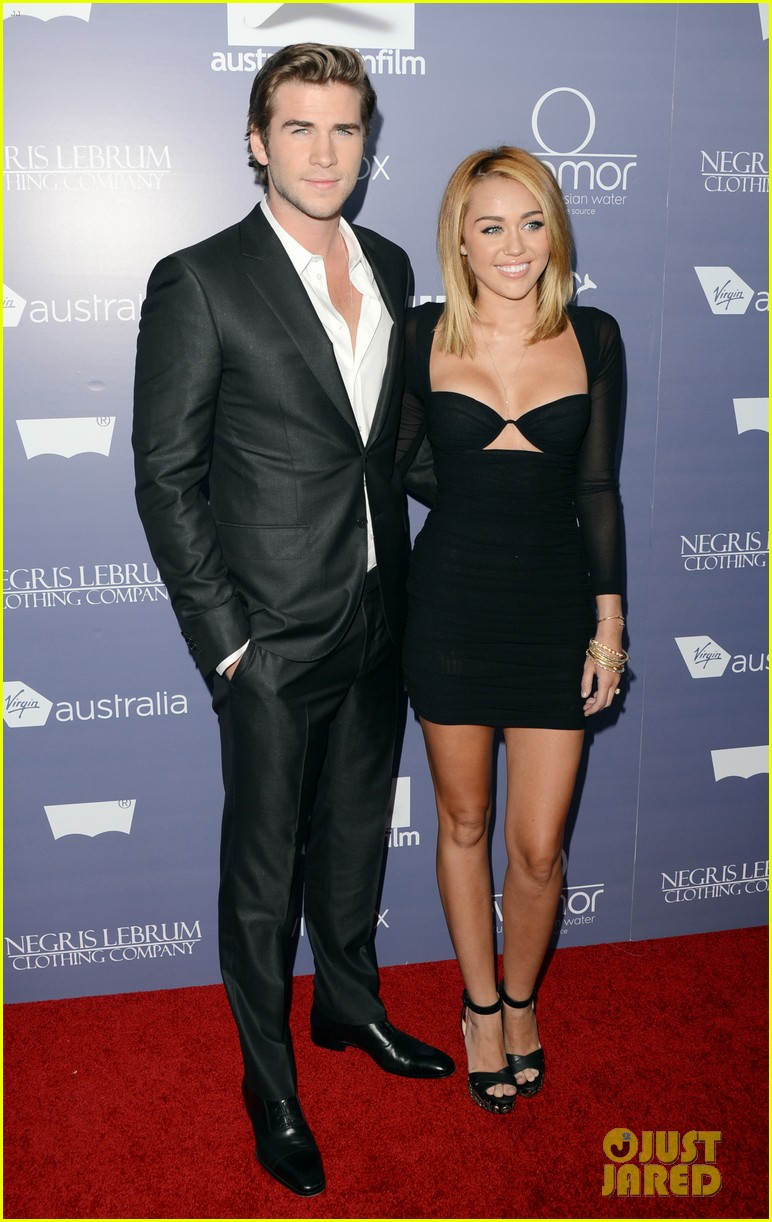 miley cyrus liam hemsworth australians in film awards 18
