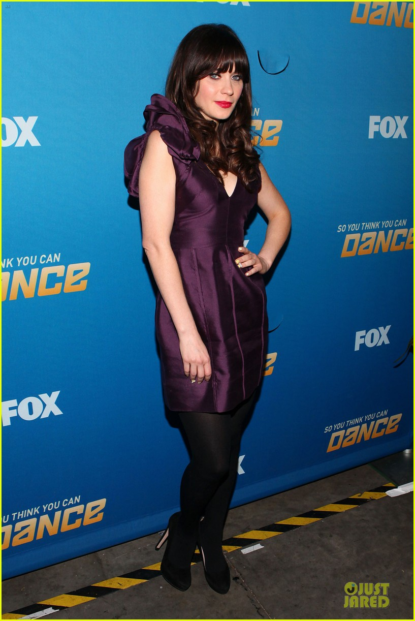 zooey deschanel so you think you can dance 01