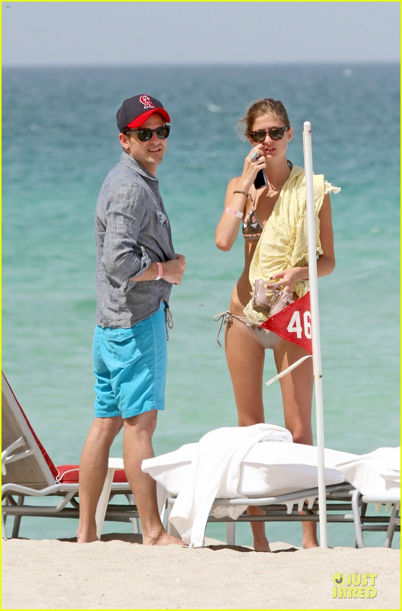 jared followill shirtless miami 032672232