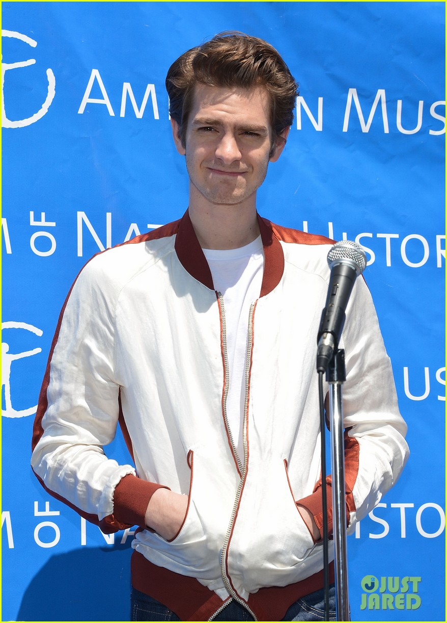 andrew garfield spider presentation 05