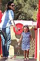 jennifer garner park with seraphina 05
