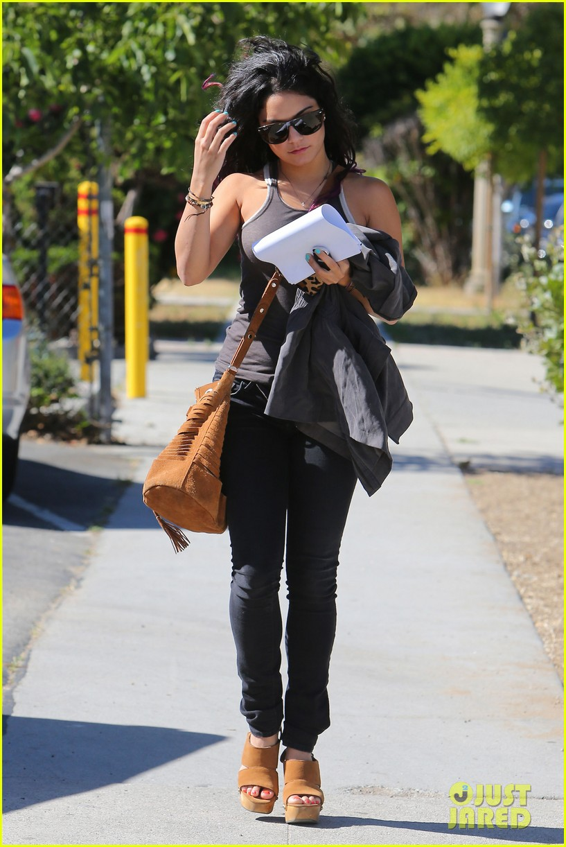 vanessa hudgens takes care business 14