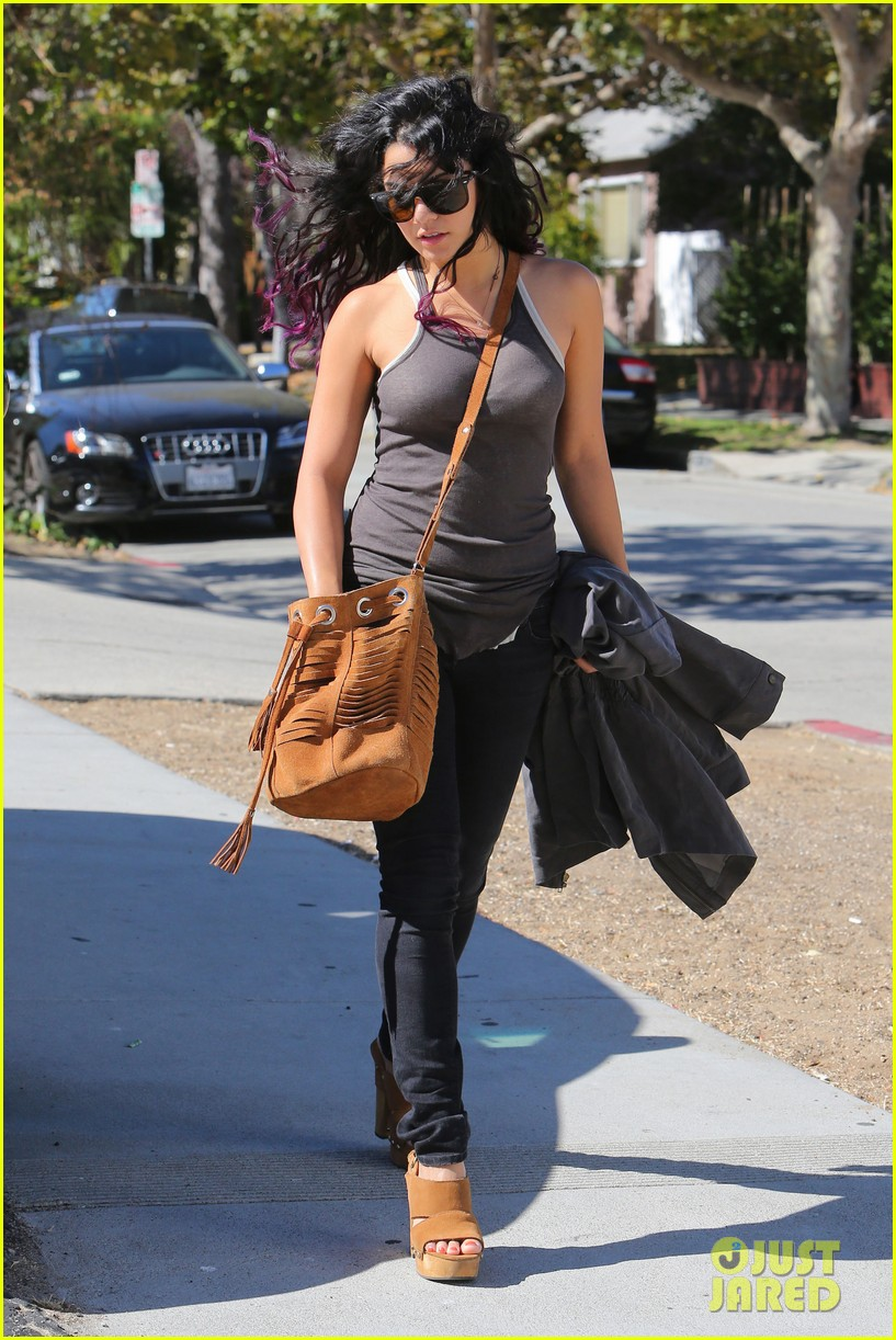 vanessa hudgens takes care business 17