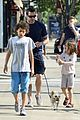 hugh jackman fathers day walk 17