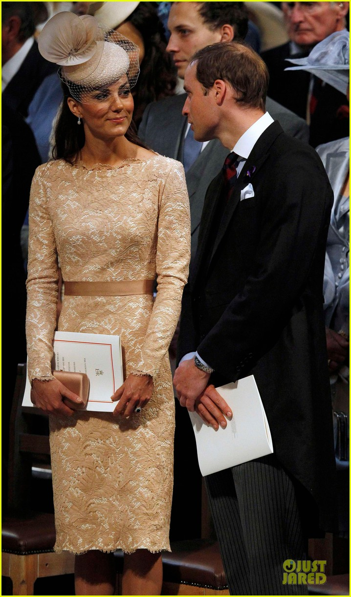 prince william kate thanksgiving service 18