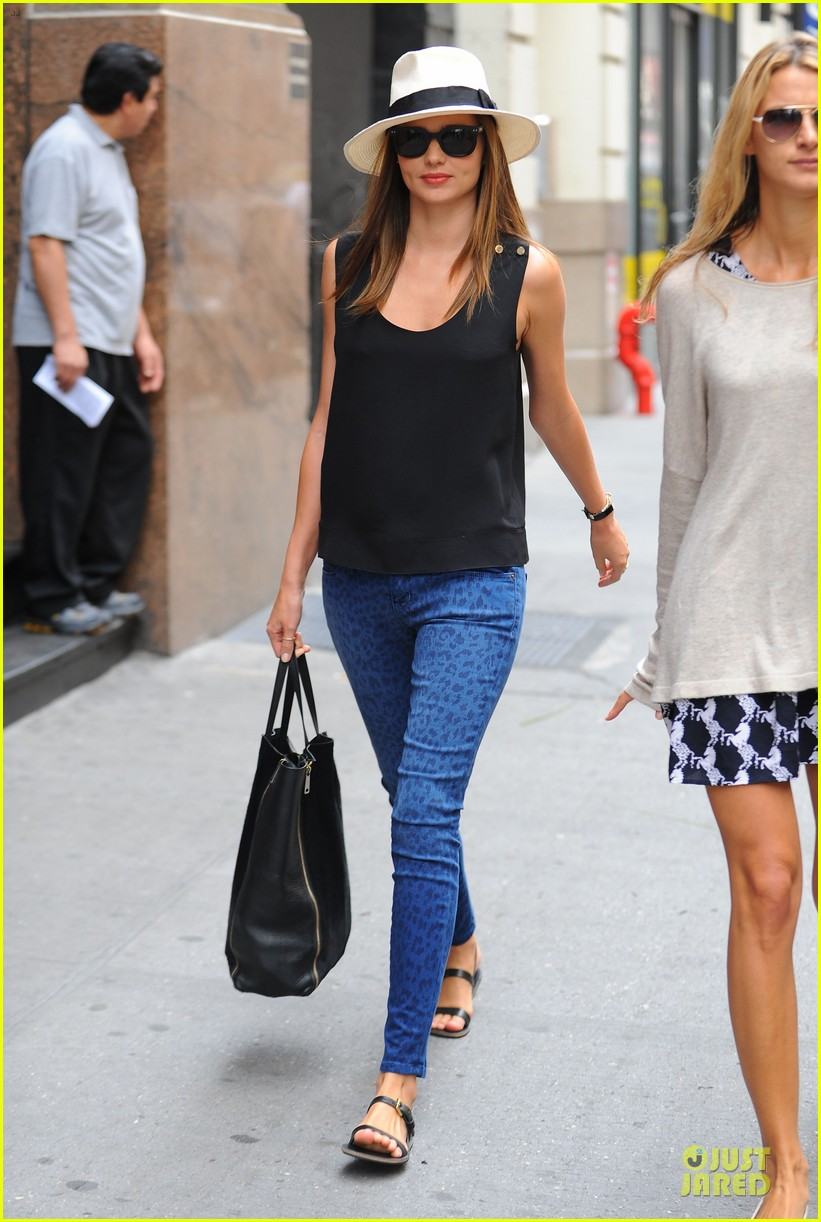 miranda kerr midtown manhattan 08