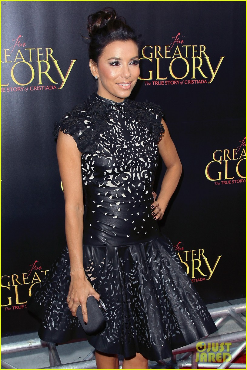 eva longoria for greater glory premiere 032669048