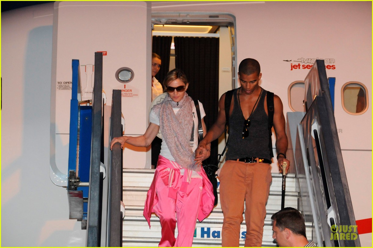 madonna brahim zaibat turkey touch down 03