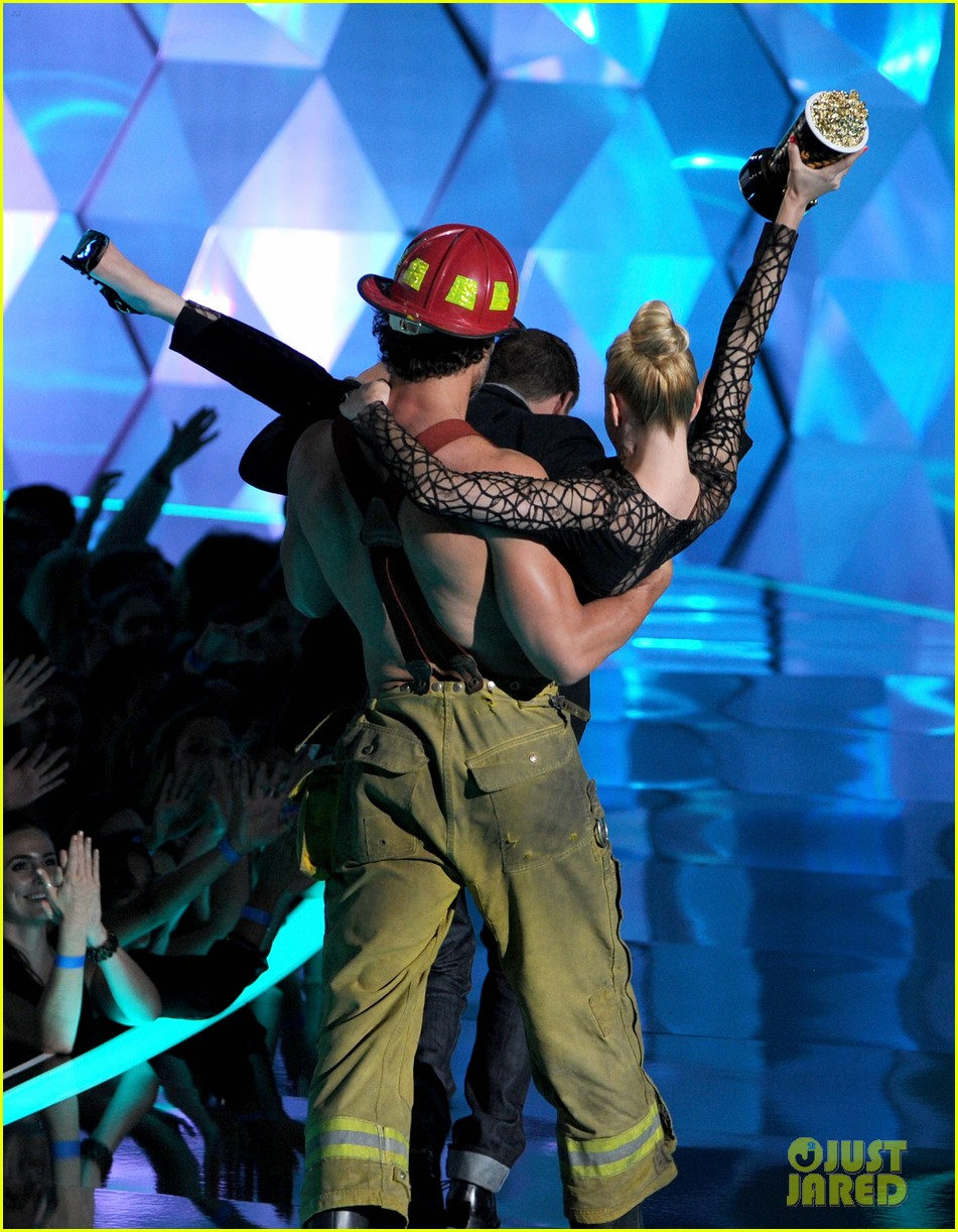 magic mike at mtv awards 04
