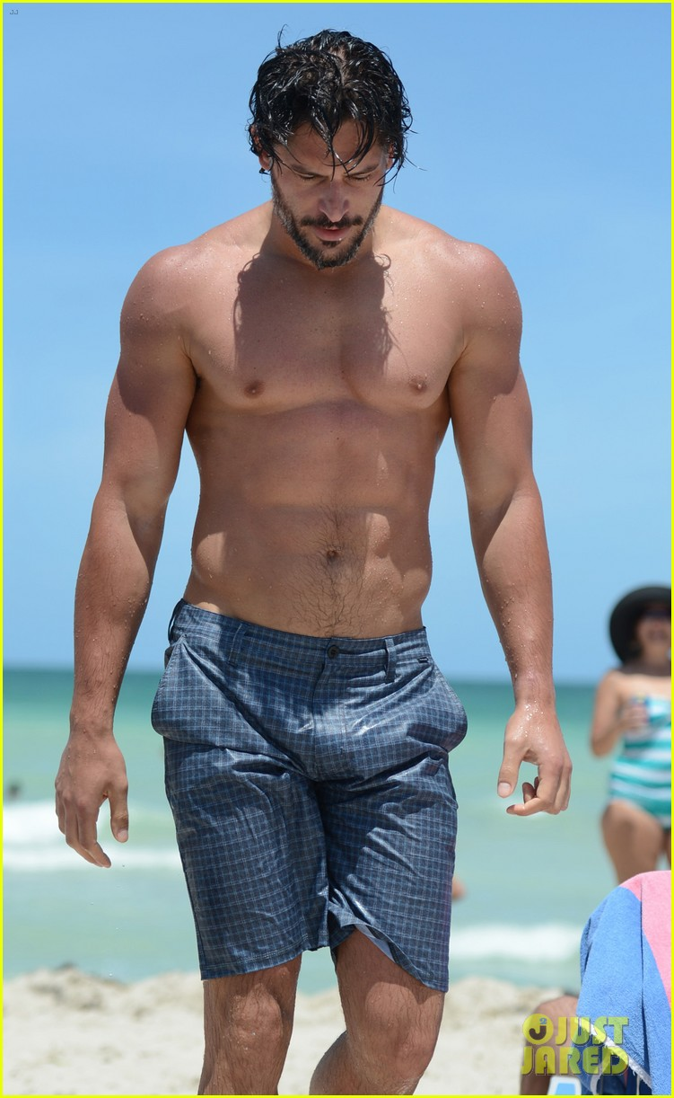 manganiello shirtless miami 07