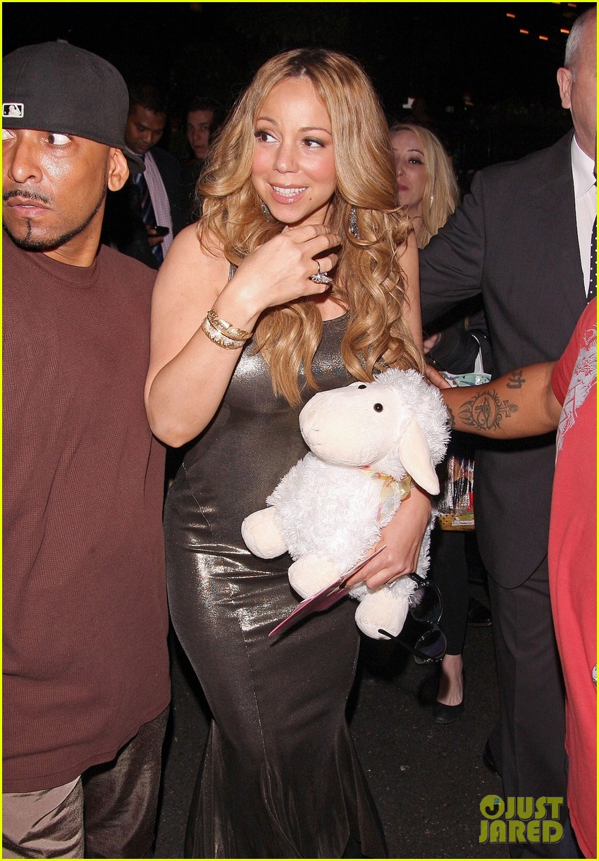 mariah carey had a little lamb little lamb 03