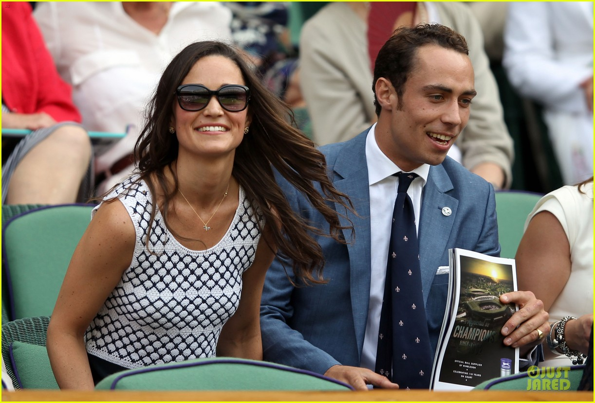 pippa middleton wimbledon brother james 05