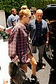 miley cyrus leaving hotel rumours 11