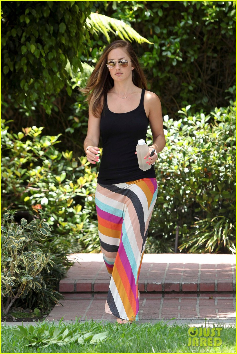 minka kelly busy week 182674683