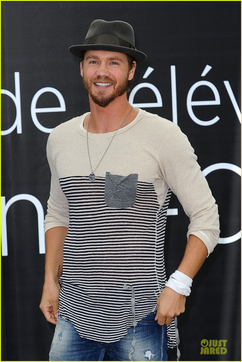 chad michael murray monte carlo tv festival 03